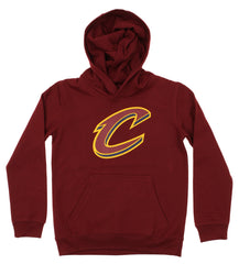 Outerstuff NBA Youth Cleveland Cavaliers Primary Logo FLC Hoodie