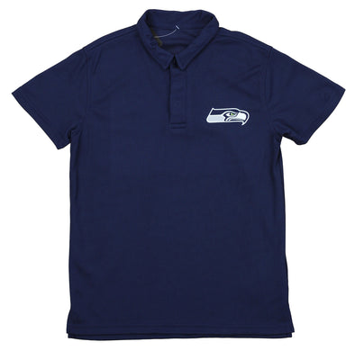 NFL Youth Seattle Seahawks Performance Polo