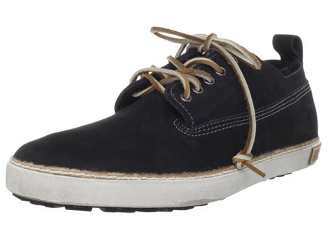 Blackstone Men's Otto Leather Lace-Up Shoes