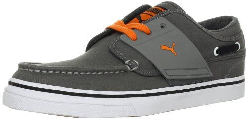 PUMA El Harbor Men's Fashion Shoes - Quiet Shade / Golden Poppy