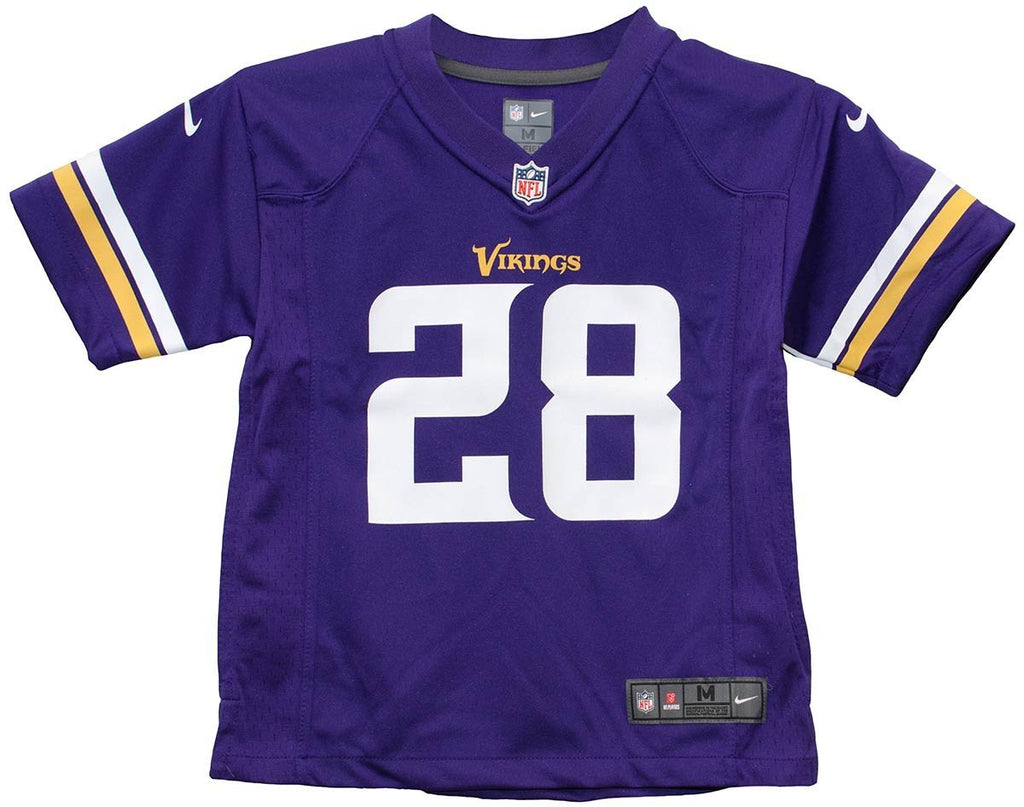 Nike NFL Kids Minnesota Vikings Adrian Peterson  28 Game Jersey ... 74a96bb94