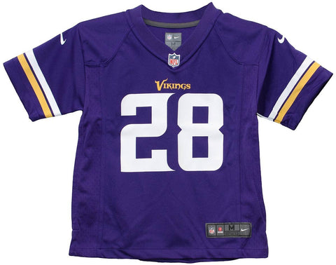 Nike NFL Kids Minnesota Vikings Adrian Peterson #28 Game Jersey