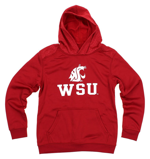 NCAA Youth Washington State Cougars Performance Hoodie