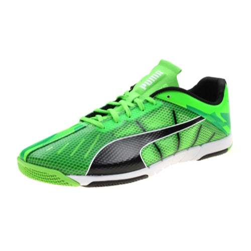 Puma Men's and Youth Neon Lite 2.0 Indoor Soccer Shoes - Color Options
