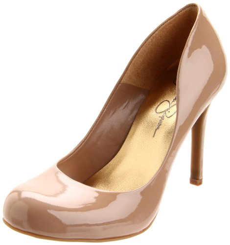 Jessica Simpson Calie Women's Classic High Heel Platform Pumps Heels