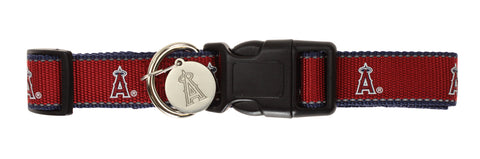 Sporty K9 MLB Los Angeles Angels Reflective Dog Collar
