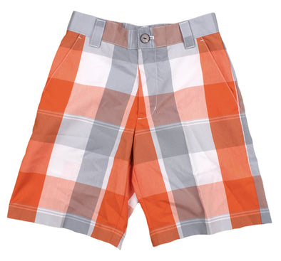 Adidas 2012/13 Boy's Fashion Performance Plaid Short