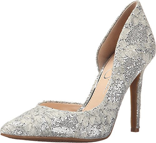 Jessica Simpson Women's Claudette D'orsay Pump, Several Colors