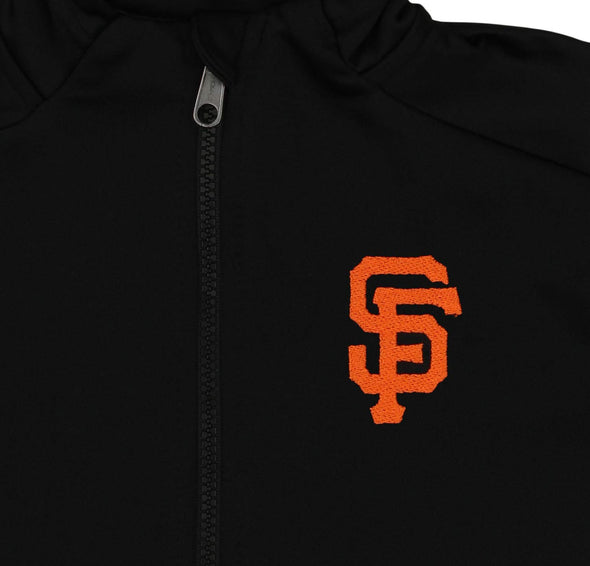 Outerstuff MLB Youth/Kids San Francisco Giants Performance Full Zip Hoodie