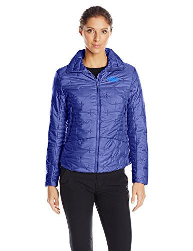 Helly Hansen Women's Cross Insulator Jacket, Princess Purple