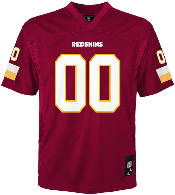 Outerstuff NFL Football Youth Washington Redskins Fashion Jersey