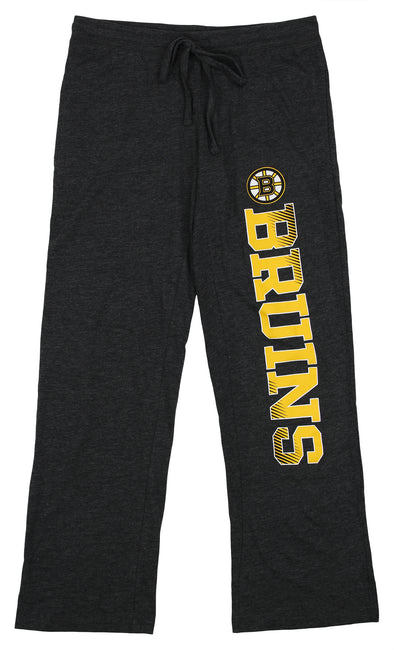 Concepts Sport NHL Women's Boston Bruins Knit Pants