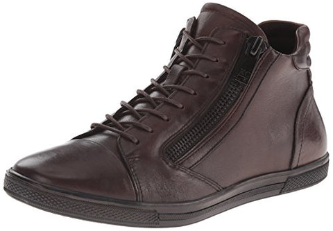 Kenneth Cole New York Men's Stare Down Lace Up Fashion Sneaker, Brown