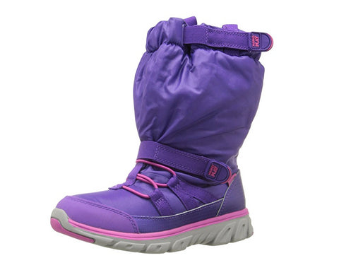 Stride Rite Toddler/Little Kid Made 2 Play Sneaker Winter Boot, Purple/Pink