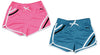 Puma Little Girls Mesh Gym Shorts, 2 Color Options