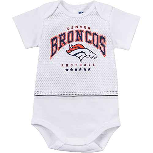 Gerber Infant NFL Denver Broncos Team Bodysuit