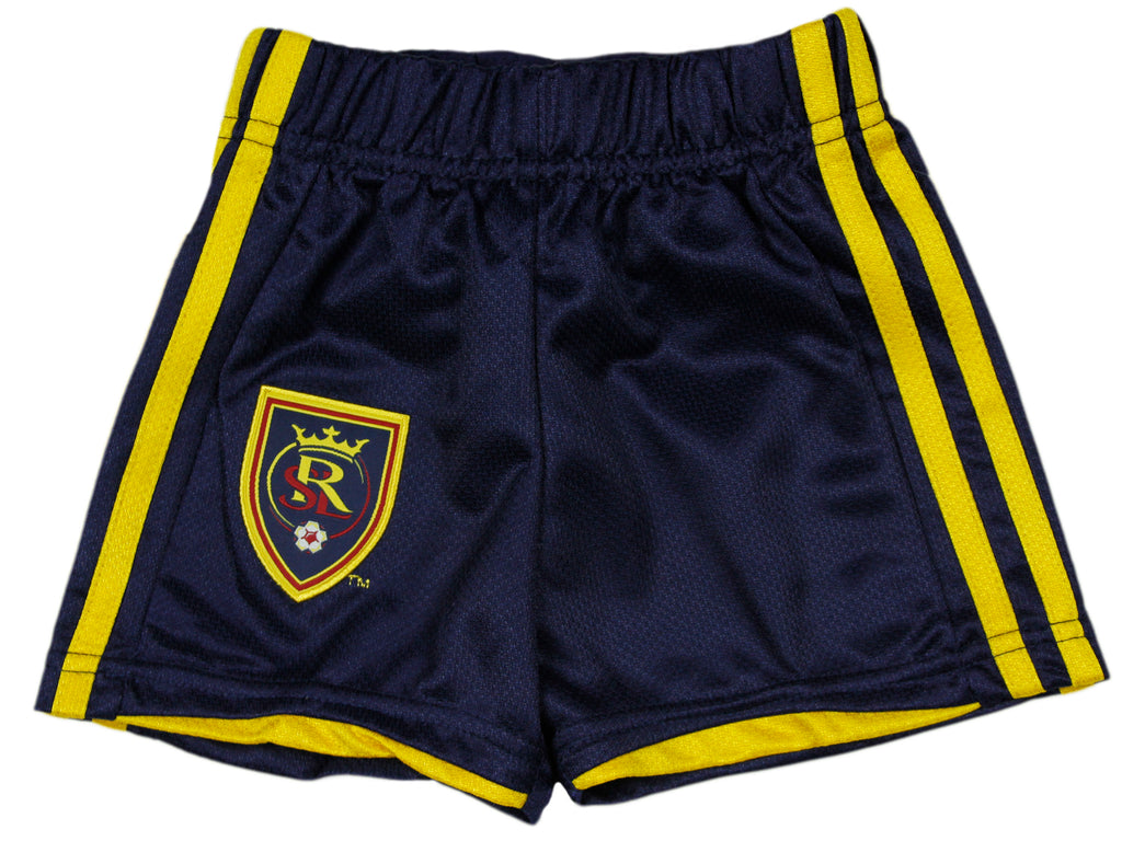 0551a1a7b6199 MLS Soccer Infants Real Salt Lake Home Replica Shorts
