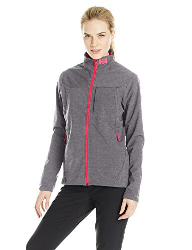 Helly Hansen Women's Paramount Jacket, Grey Melange