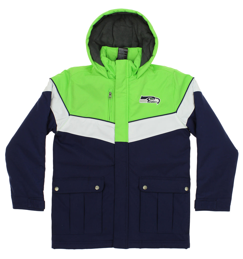 the best attitude 53576 3743f Outerstuff NFL Youth Seattle Seahawks