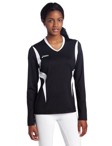 Asics Women's Mintonette Athletic Long Sleeve Tee, Several Colors
