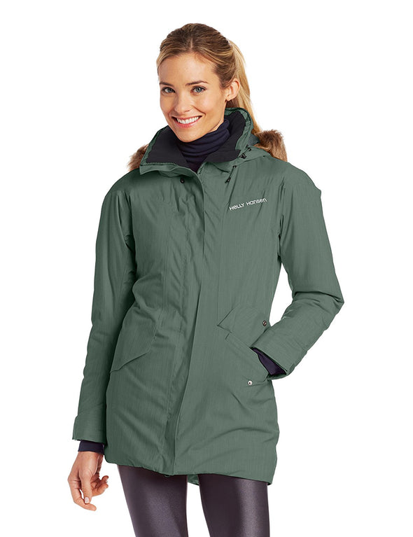 Helly Hansen Women's Hilton Jacket, Rock