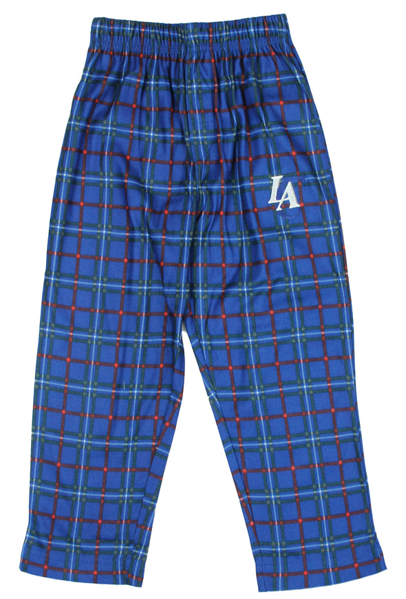 NBA Basketball Youth Los Angeles Clippers Lounge Pajama Pants - Blue