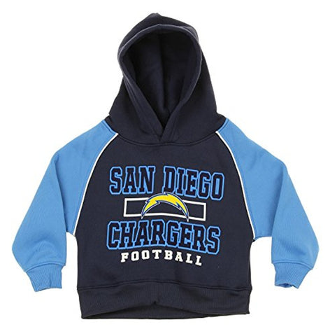 60fe3f0f OuterStuff NFL Infants & Toddlers San Diego Chargers Hooded Sweatshirt
