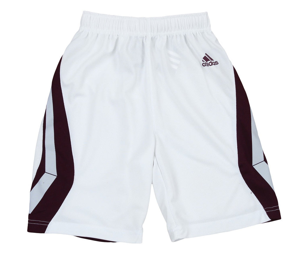 Adidas NCAA Youth Texas A M Aggies Replica Basketball Shorts – Fanletic 34b70329d7fd