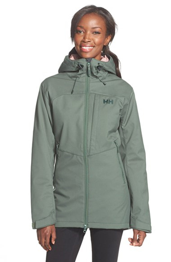Helly Hansen Women's Paramount Insulated Softshell Jacket, Color Options