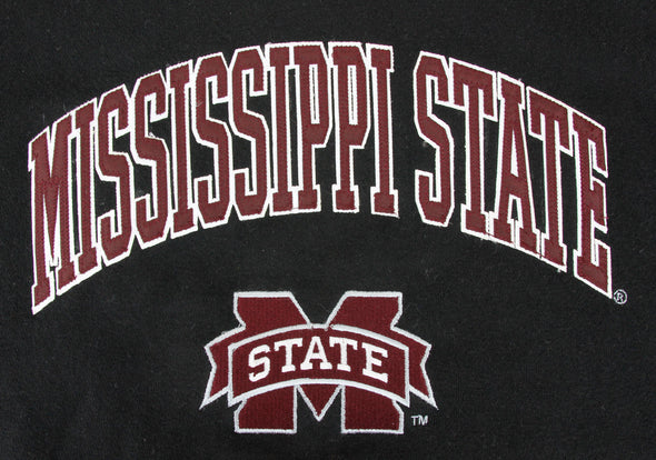 Genuine Stuff NCAA Men's Mississippi State Bulldogs Pullover Sweatshirt Hoodie