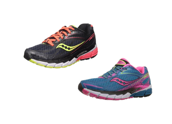 Saucony Women's Ride 8 Athletic Running Shoes, 2 Colors