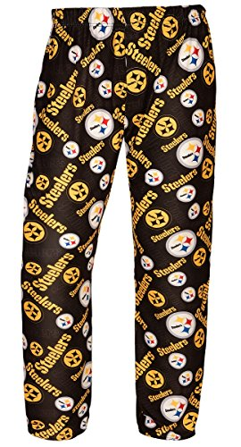 619e2a40 Forever Collectibles NFL Men's Pittsburgh Steelers Repeat Print Logo C –  Fanletic