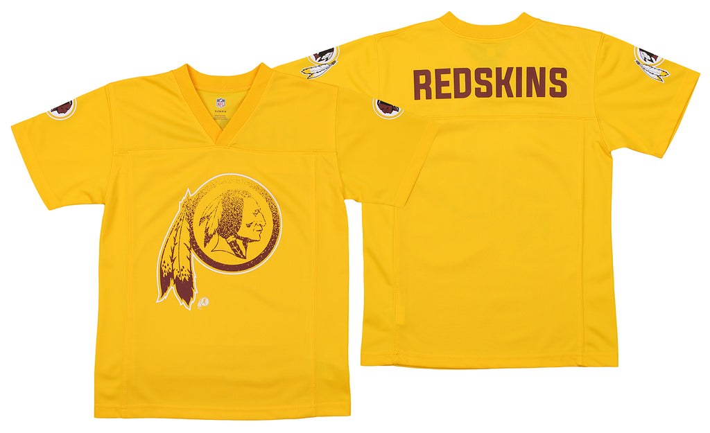 designer fashion 58331 29b9d Outerstuff NFL Youth Washington Redskins Color Rush Fashion Shirt