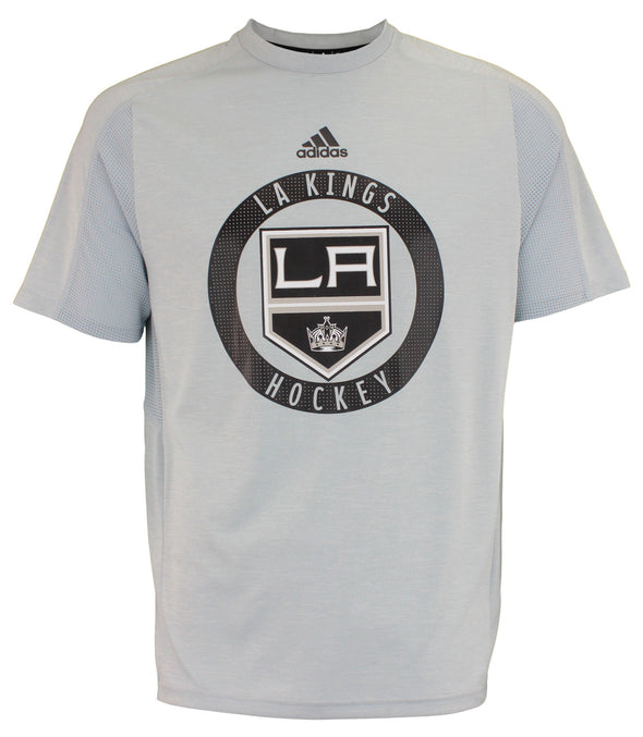 adidas NHL Men's Team Logo Training Tee, Los Angeles Kings