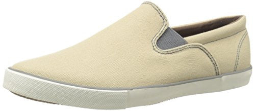 Woolrich Women's Dock Slip-On Loafer, Natural