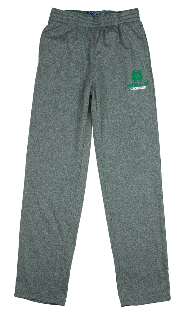 NCAA Men's University of Notre Dame Fighting Irish Ultimate Fleece Pants - Gray