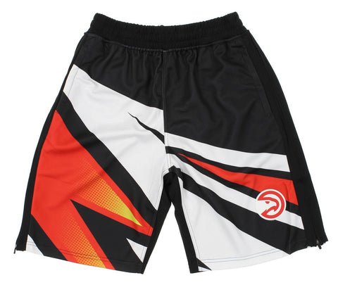 Zipway NBA Men's Atlanta Hawks MotorCross Athletic Shorts