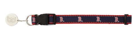 Sporty K9 MLB Boston Red Sox Reflective Dog Collar