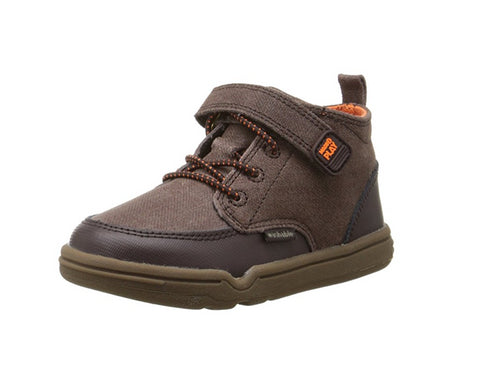 Stride Rite Toddler/Little Kid Made 2 Play Gannon Boot, Brown