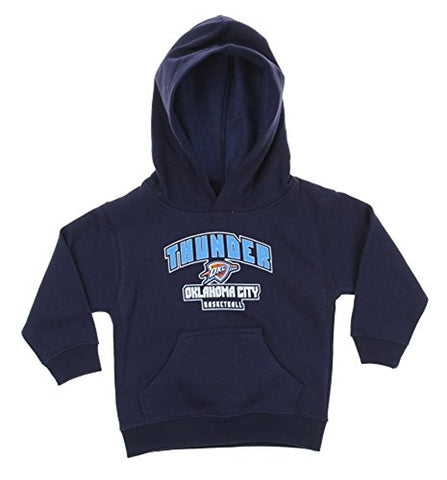 e60d26433 NBA Toddler Oklahoma City Thunder Pullover Fleece Hoodie
