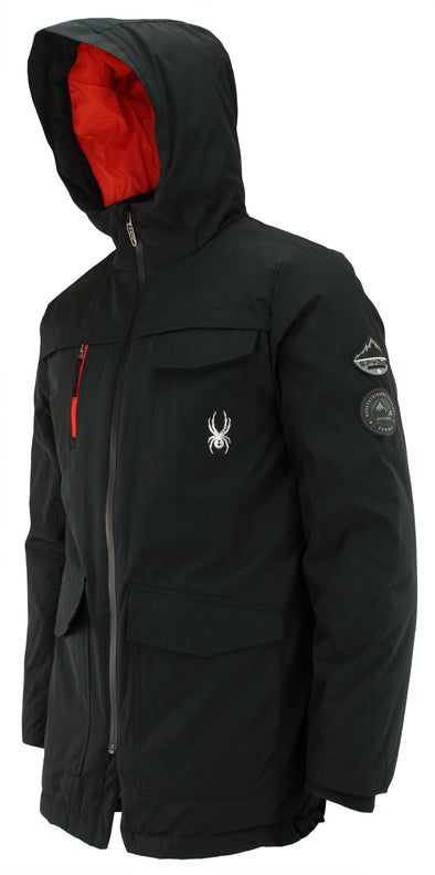 Spyder Men's Parka Coat