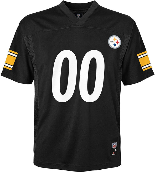 Outerstuff NFL Football Toddler Pittsburgh Steelers Fashion Jersey