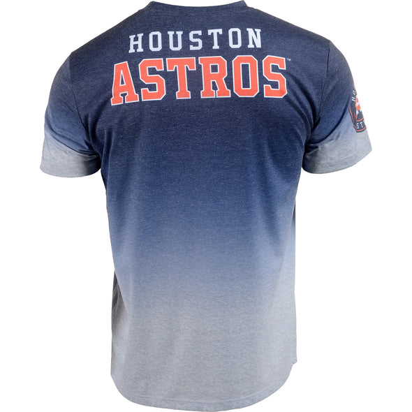 Forever Collectibles MLB Men's Houston Astros Gradient Tee