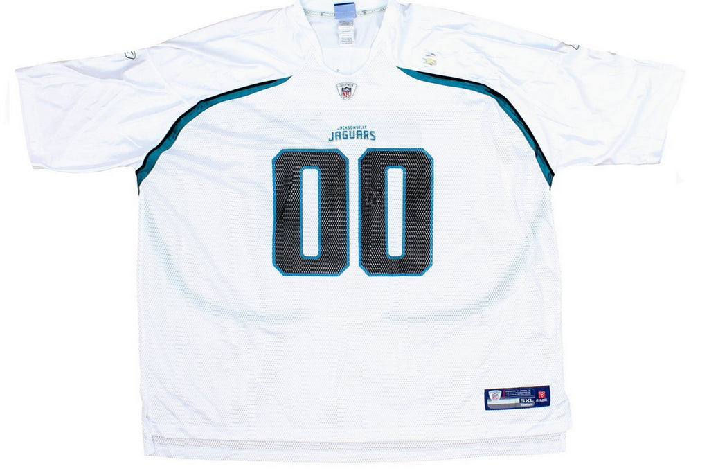 Nice NFL Big Men's Jacksonville Jaguars Team Replica Jersey, White  for sale