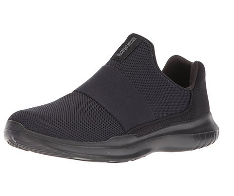 Skechers Men's Go Run Mojo-Mania Running Sneakers, Black