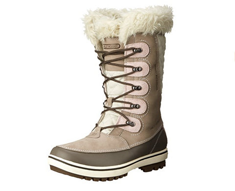 Helly Hansen Women's Garibaldi Boot, Moon Rock/String/Bunge