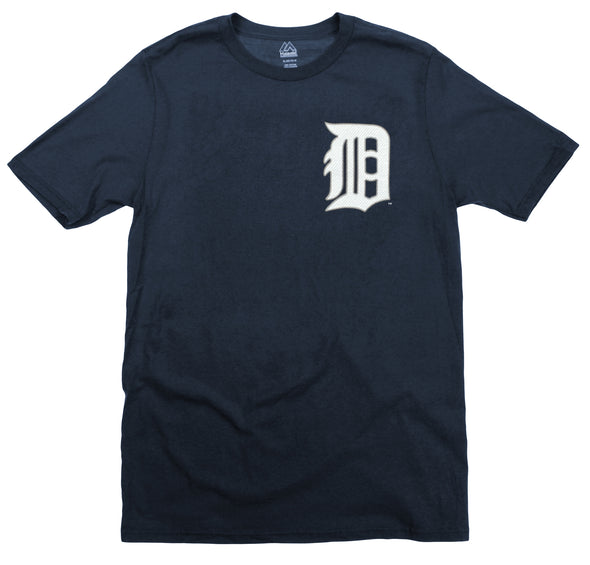 MLB Youth Detroit Tigers Star Wars Sith Lord #0 T-Shirt, Navy