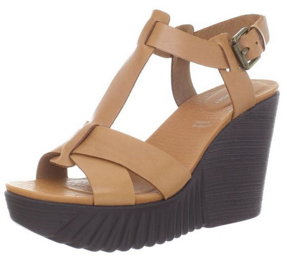 Rockport Women's Kinsley T Strap Wedge Sandals Wedges Heels - Many Colors