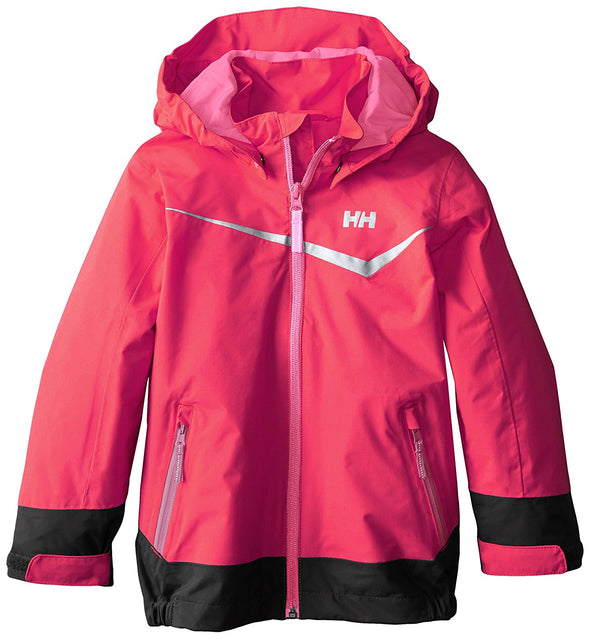 Helly Hansen Kid's Shelter Rain Jacket, Color Options
