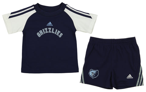 65e8883de Adidas NBA Infant Memphis Grizzlies Slam Dunk Short Set